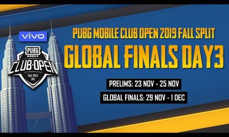 ไม่มีพลิก! สรุปผลการแข่งขัน PMCO 2019 Global Finals วันสุดท้าย