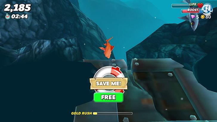 เกมปลาฉลาม