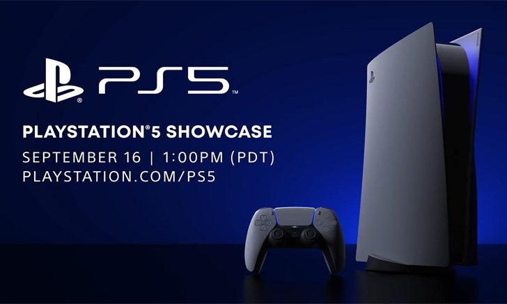 ราคาต้องมาแล้ว! เตรียมชม PlayStation 5 Showcase วันที่ 17 กันยายนนี้
