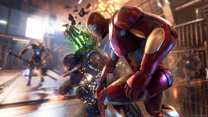 เกม Marvel's Avenger