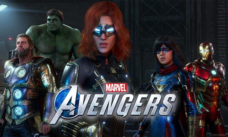 Marvel's Avenger เล็งปล่อยอัพเดตแพทช์แก้ไขบัค