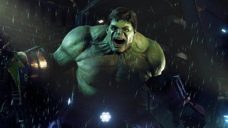 Marvel's Avenger steam