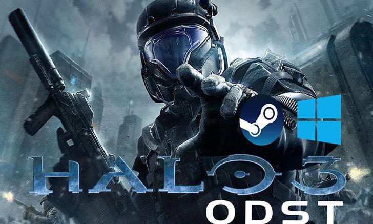 สาวกกดไลค์! Halo 3 :ODST เตรียมลงเวอร์ชั่น PC กันยายนนี้