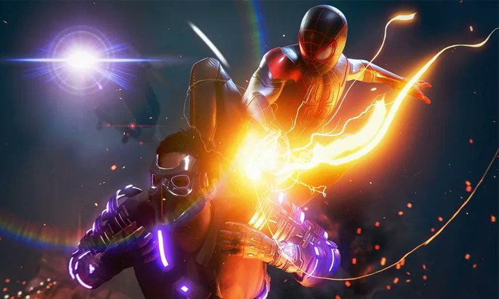 ชมตัวอย่างเกมเพลย์ใหม่ของ Marvel's Spider-Man: Miles Morales