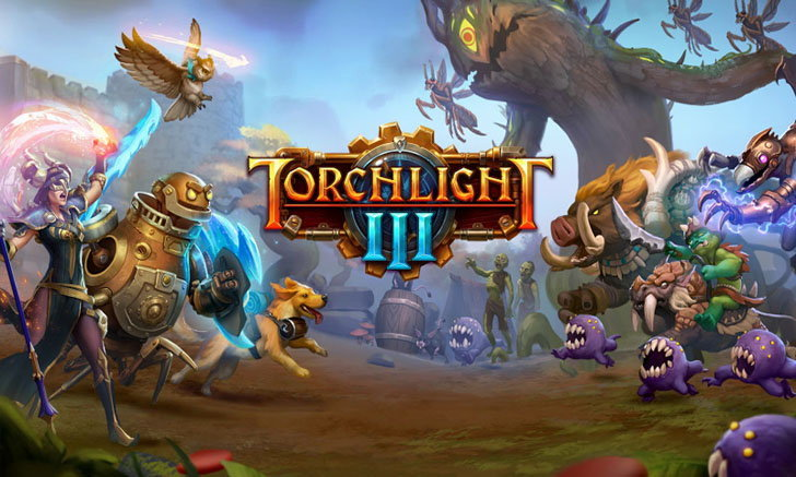 กระแสดี! Torchlight 3 เตรียมเปิดซิงบน Switch