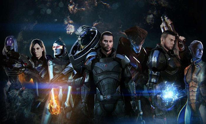 หลุด! Mass Effect remaster บนเว็บไซต์ตรวจเรทติ้งเกมในเกาหลีใต้