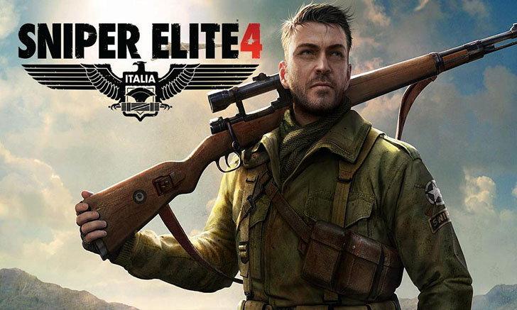 Sniper Elite 4 เวอร์ชั่น Switch เคาะวันปล่อยปลายเดือนพฤศจิกายนนี้