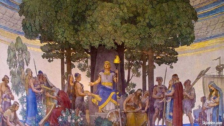 ในตำนานเทพ Norse ยังมีเทพอีกมากที่รอวันฉายแสง