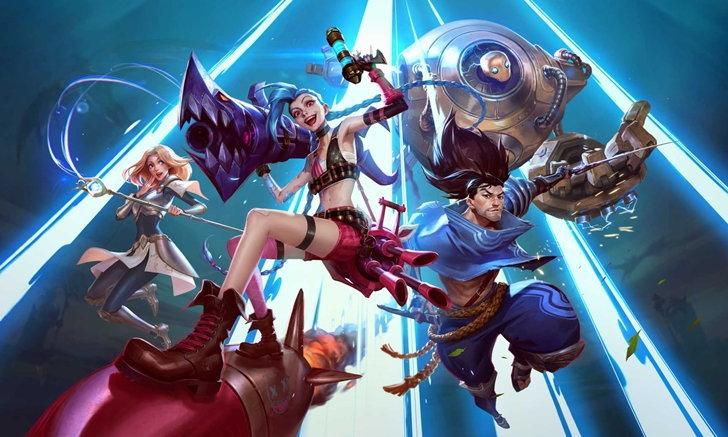 League of Legends: Wild Rift พาส่อง 7 ตัวละครใหม่ตอน OBT