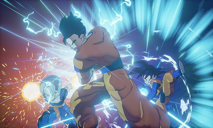 Dragon Ball Z: Kakarot เผยภาพใหม่ DLC - A New Power Awakens Part 2