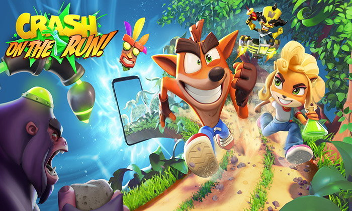 Crash Bandicoot มือถือเตรียมเปิดให้เล่นปีหน้า Pre Register ได้แล้ววันนี้