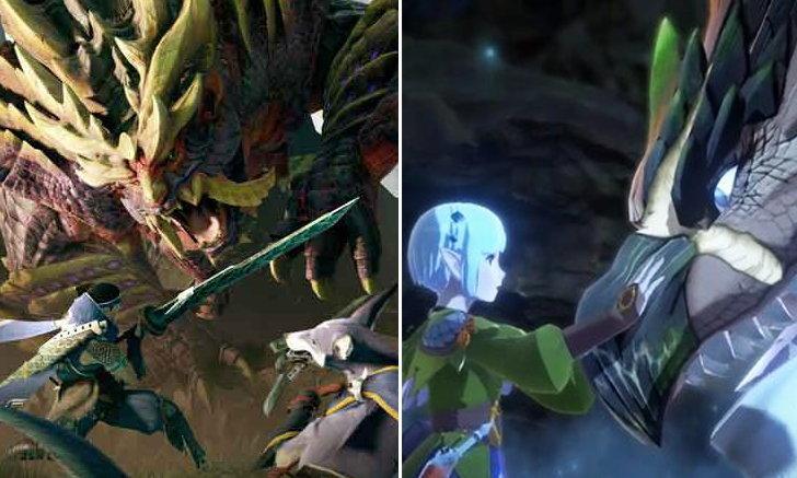 Monster Hunter Rise และ Stories 2 มีความเป็นไปได้ว่าจะลง PC ด้วย