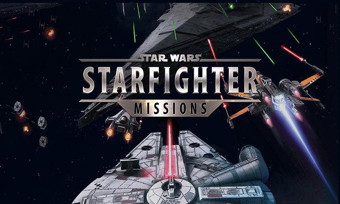 Star Wars: Starfighter Missions เกมยานยิงอวกาศมือถือ เตรียมเปิด 19 พ.ย. นี้