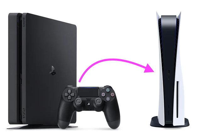 5 วิธีย้ายข้อมูลจาก PS4 ไปสู่ PS5