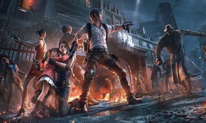 เผยภาพชุดแรกของภาพยนตร์ Resident Evil รีบู๊ท