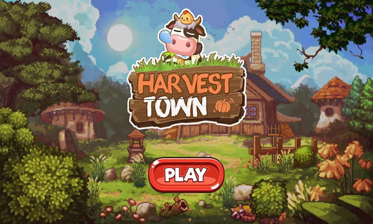 มาช้าแต่มาแล้ว! Harvest Town พร้อมให้บริการบน iOS