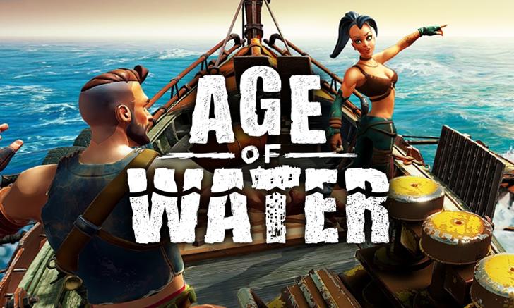 โคตรน่าเล่น Age of Water เกมแนวผจญภัยเอาชีวิตรอดในท้องทะเล