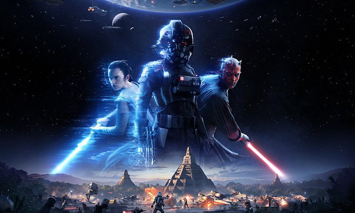Epic Games ใจป๋า แจกฟรี Star Wars Battlefront 2 วันที่ 14 มกราคมนี้!