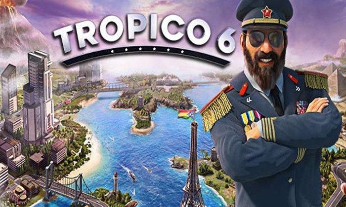 อ. ไทย ใช้เกม Tropico6 สอนหนังสือเด็กในช่วงกักตัวจากโควิด-19