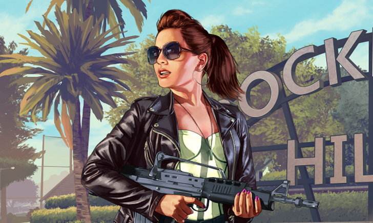 ลือหึ่ง GTA 6 จะมีตัวเอกของเกมเป็นผู้หญิง!?