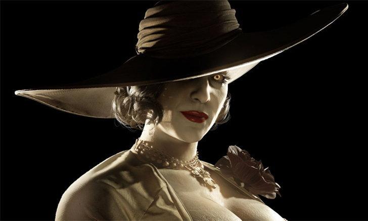 รู้จักกับ Lady Dimitrescu สาวแวมไพร์ที่ได้รับความนิยมมากที่สุดใน Resident Evil Village