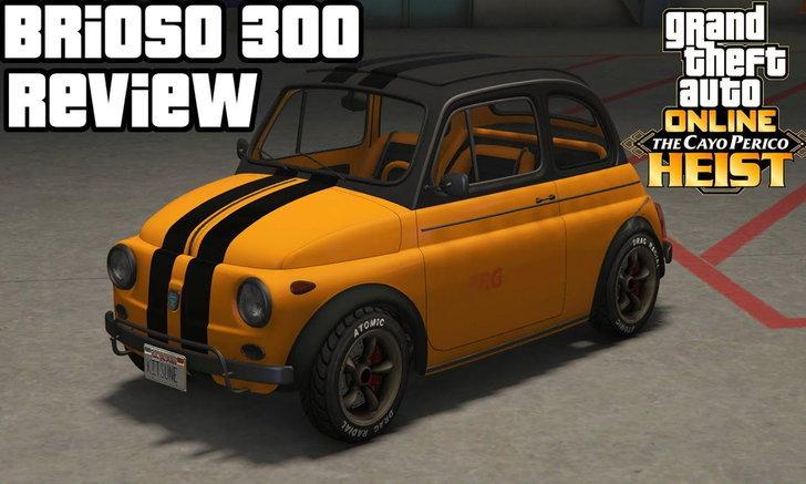 GTA Online ลดราคาสองเด้งที่สุดของยนตรกรรม Grotti Brioso 300