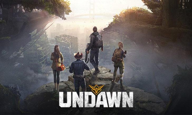 Garena เตรียมเปิดตัว Undawn เกมแนว Zombie Survival ในประเทศไทย!!