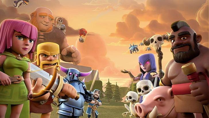 Supercell เปิดตัว 3 เกมใหม่ทีเดียวของไอพีเกมชื่อดัง Clash งานนี้ห้ามพลาด