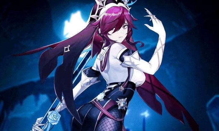 Genshin Impact เผยตัวอย่าง Gameplay ตัวละคร Rosaria เงาเงียบสยบความผิดบาป