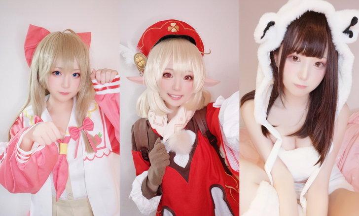 คอสเพลย์น่ารักแบบหมวย ๆ จากสาวสวย Yukitei