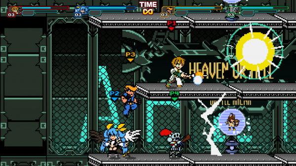 Arc System Works เผยตัวเกมใหม่ Code Shifter เกมแนว Action 2D Pixel ย้อนยุค
