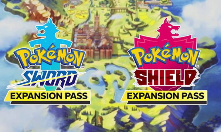 Pokémon Sword & Shield เปิดตัว DLC Expansion ครั้งแรกในประวัติศาสตร์ชาติโปเกมอน