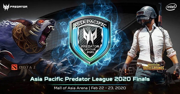 The Asia Pacific Predator League
