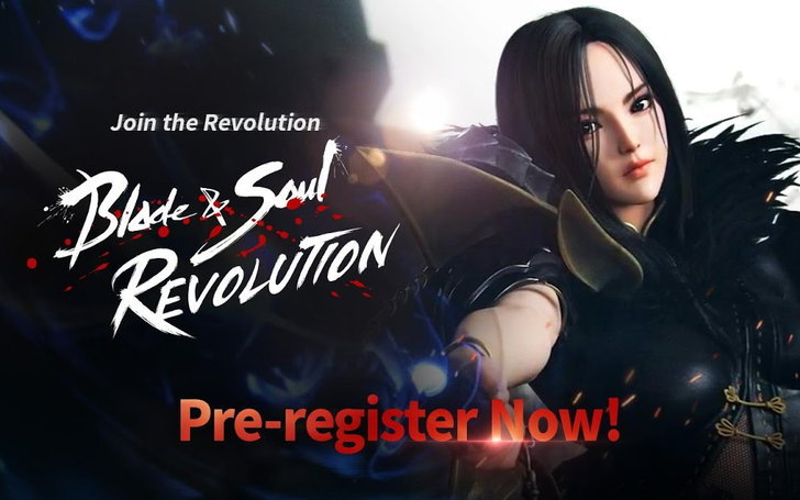 Screenshot 7: Blade & Soul: Revolution | Asia