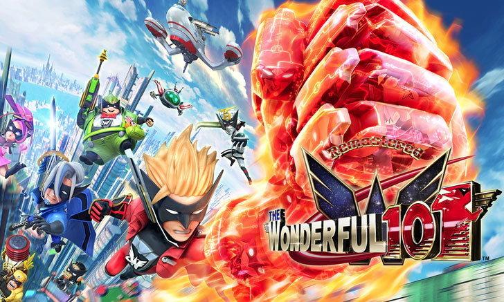 เดโม The Wonderful 101 Remastered จะเปิดให้เล่นที่งาน PAX East 2020