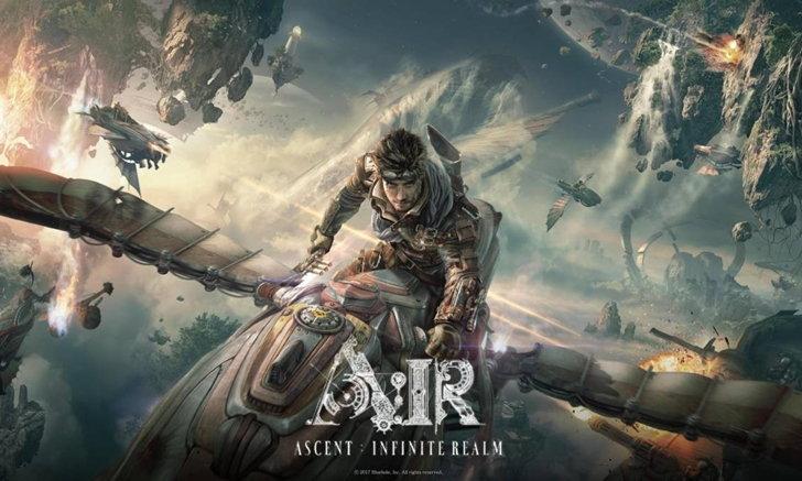 Ascent: Infinite Realm ออกมาเคลื่อนไหวแล้วหลังจากเงียบหายไปครึ่งปี