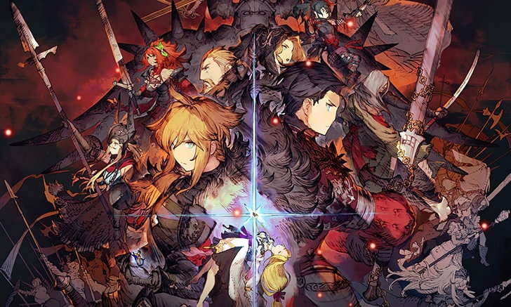 War of the Visions: Final Fantasy Brave Exvius เปิดให้บริการแล้วบนสโตร์ไทย