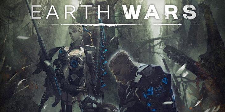 เกมส์ Earth war ของดีราคาถูกรองรับในมือถือเรียบร้อย
