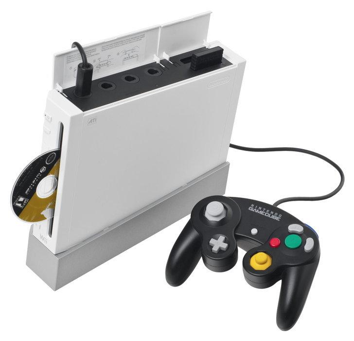 Wii ที่เล่น Gamecube ได้