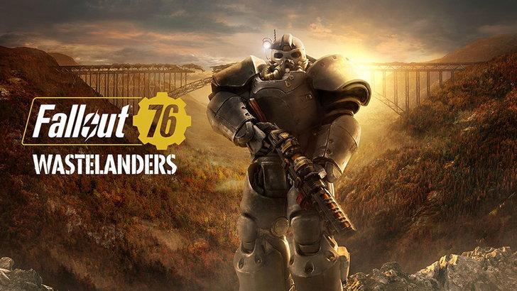 Fallout 76 เผยตัวอย่างเนื้อหาเสริม Wastelanders