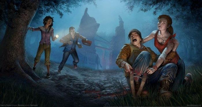 คักแน่! Dead By Daylight Mobile เกมล่าสุดสยองยอดผู้เล่นทะลุล้านใน 2 วัน