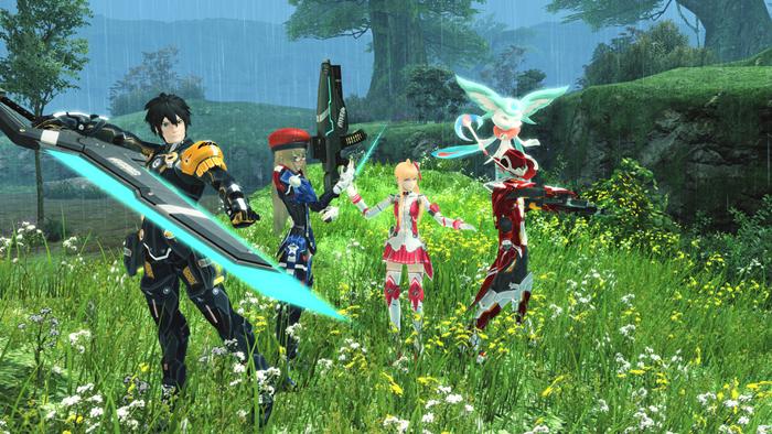 Phantasy Star Online 2 ประกาสเปิดตัวใน PC 27 พฤษภาคม