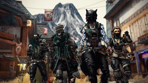 Borderland 3จากค่ายดังได้ปลอยให้มีการอัพเดตตัวละครดัง