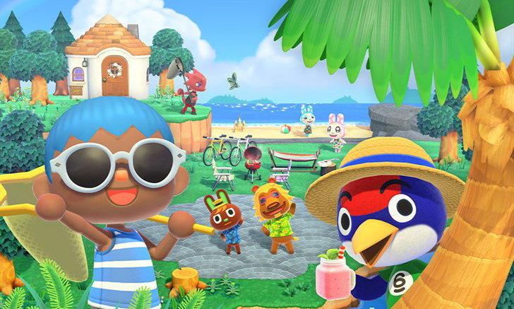 Animal Crossing กำลังเป็นเกมที่ได้รับยอดนิยม และถูกพูดถึงมากที่สุด