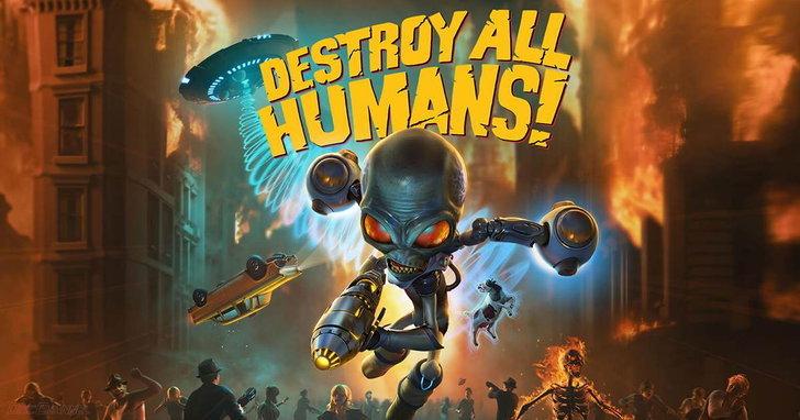 ตัวละครล้อเลียน มนุษย์ต่างดาว สุดมึน ที่เข้ายึดครองโลกของมนุษย์