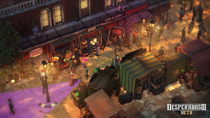 Desperados 3 ปล่อยตัวอย่างใหม่ล่าสุดแนะนำตัวละครสุดเลิศ