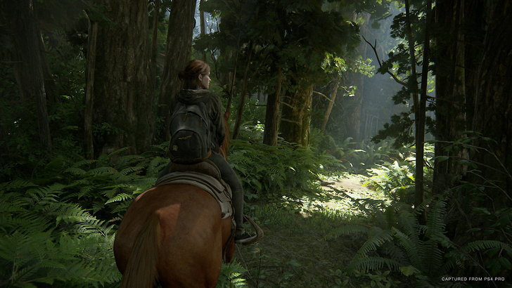 The Last of US Part II มอบประสบการณ์การเล่นที่ยิ่งใหญ่ให้กับ ผู้เล่น