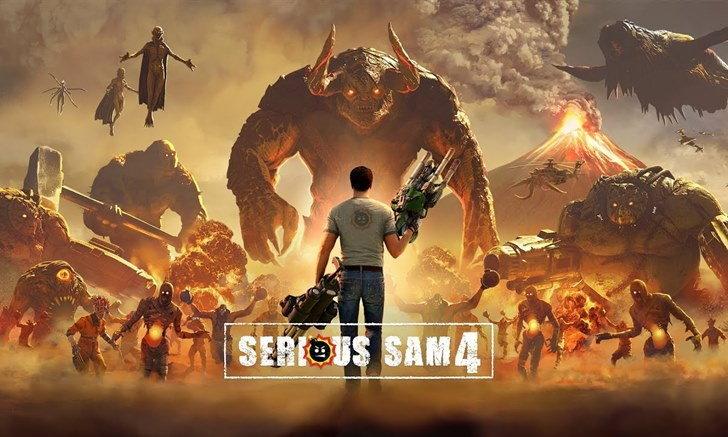 Serious Sam 4 เผยตัวอย่างใหม่พร้อมประกาศช่วงวางจำหน่าย