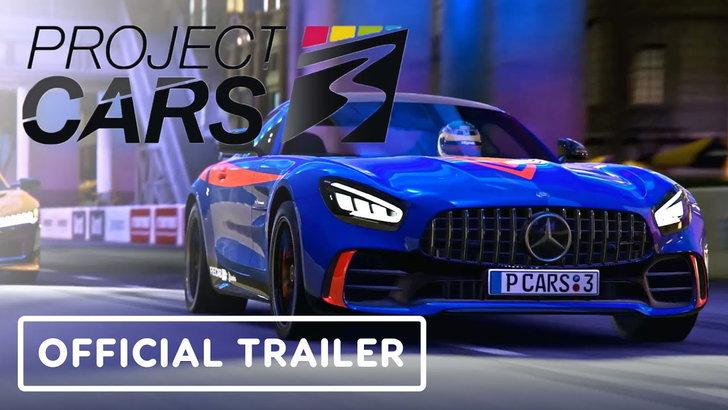 เกมส์ Project CARS 3 เตรียมแผ่นวางบน PS4 , Xbox-one และ PC ในเร็วๆนี้