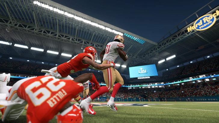 เกมส์ Madden NFL 21 จะอัพเกรดเวอร์ชั่นใหม่ Xbox Serie X กันแบบฟรีๆ